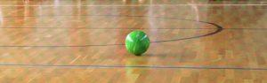 Grüner Torball - Geschenk vom TB Glarus 11