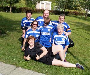 Mannschaftsfoto Salzburger Stier-Cup 2018