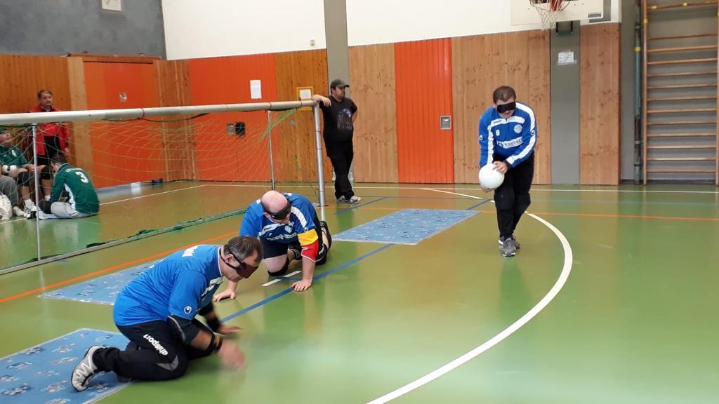 Spielszene beim Turnier in Nürnberg