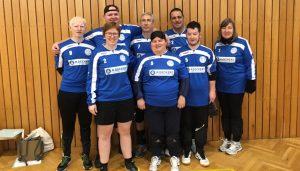 Mannschaften des SV Hoffeld in Graz 2019