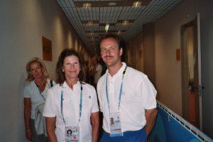 Alexander Knecht mit Königin Sylviea